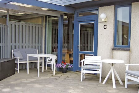 Holiday apartment with 2 bedrooms on 48m² in Hvide Sande