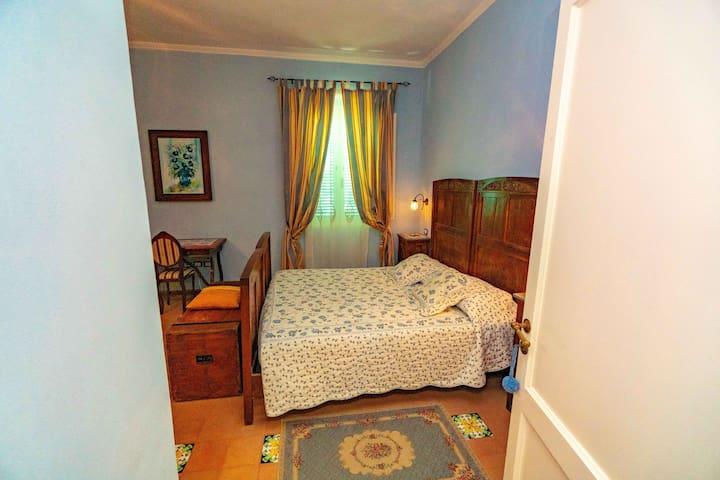 Turquoise room - Villa Les Chandelles
