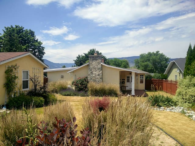 Family home base - Uplands/Redlands Penticton
