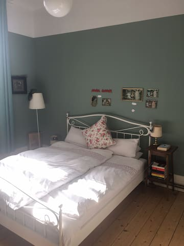 Comfy, central apartment with great neighbourhood - Frankfurt am Main - Apartment