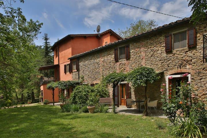 Podere Il Doccio - Casa Ametista, sleeps 2 guests - Terranuova Bracciolini - Apartament