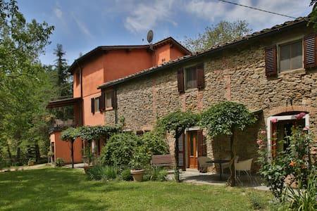 Podere Il Doccio - Casa Ametista, sleeps 2 guests - Terranuova Bracciolini - Byt