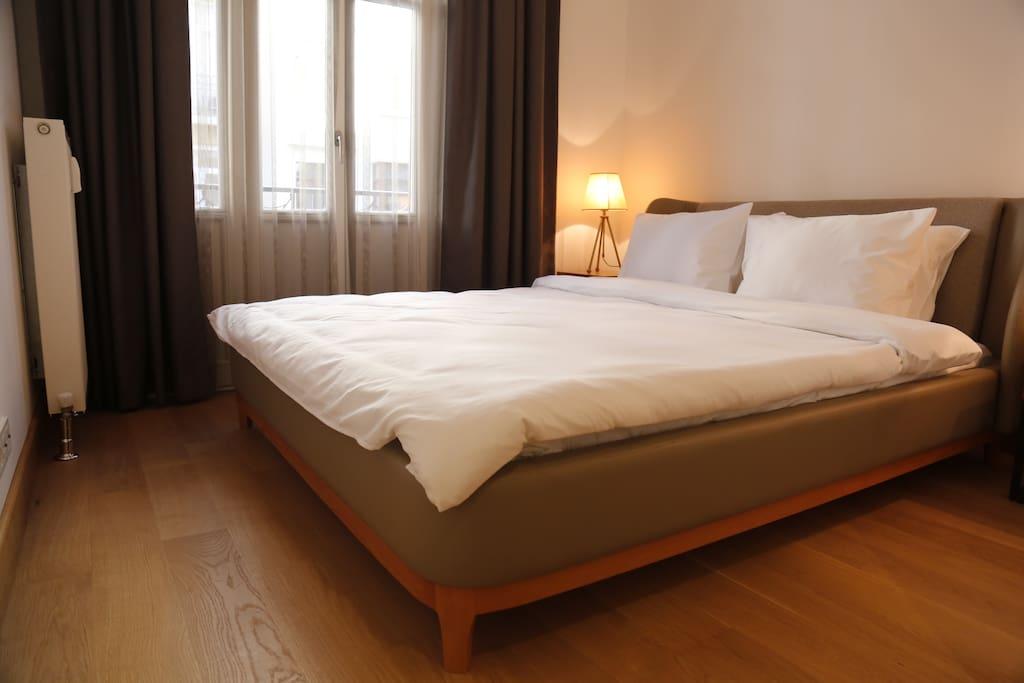 1+1 Yatak odası