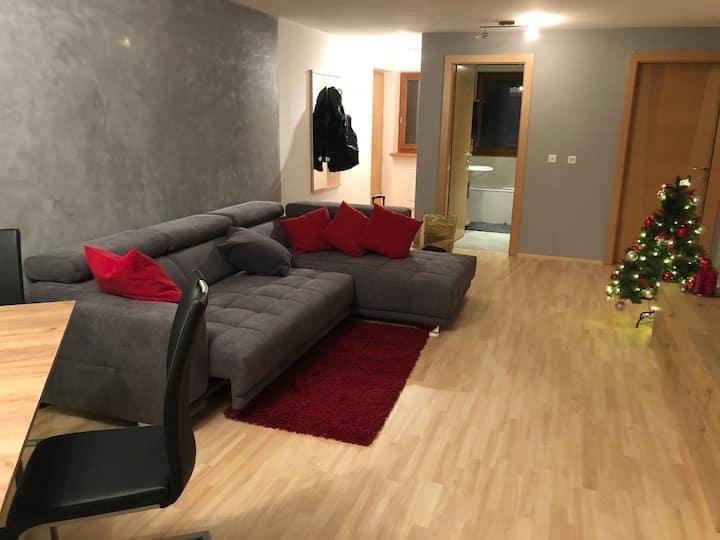 Appartamento nuovo e comfort a Brunico Kronplatz