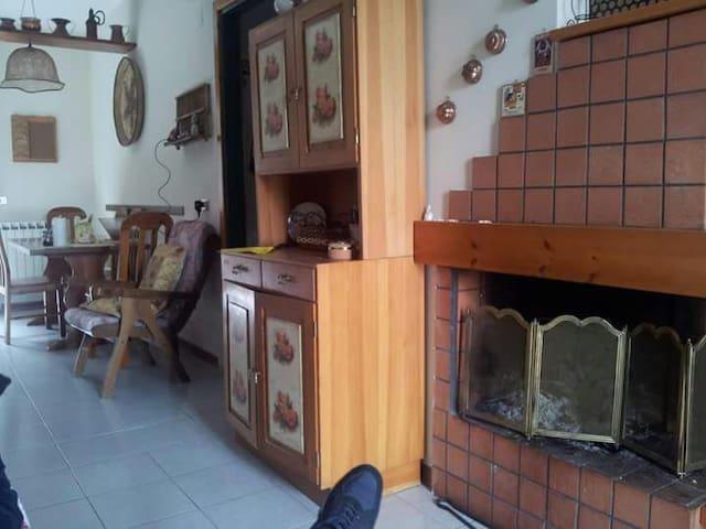 Appartamento sotto Gran Sasso, meditazione e relax