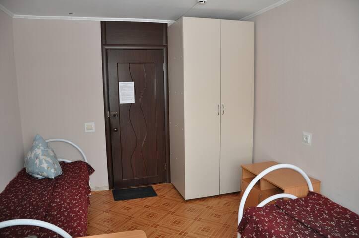 """Общежитие гостиничного типа """"Академия"""""""