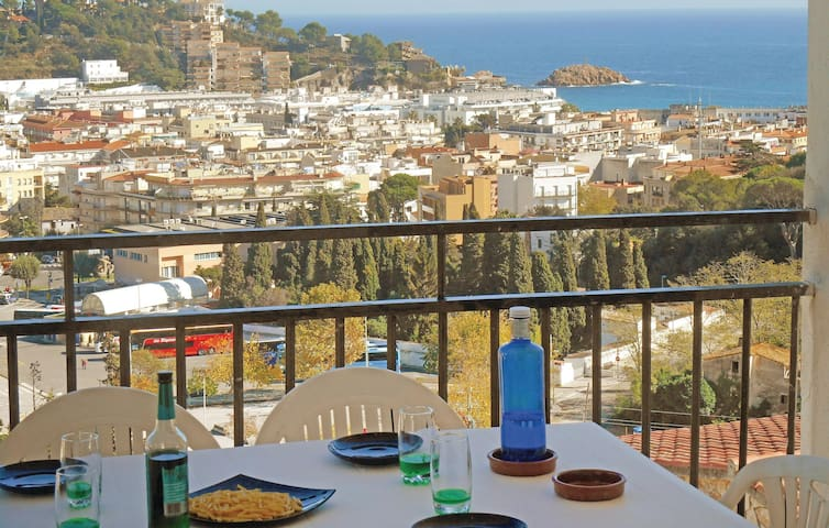 Holiday apartment with 2 bedrooms on 68m² in Tossa de Mar