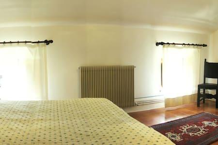 Camera matrimoniale con bagno privato - Valmareno