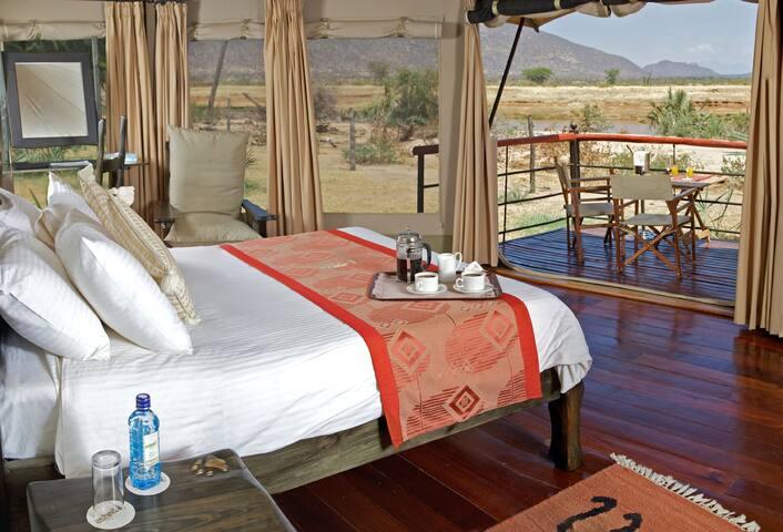 3 days samburu safari ashnil camp
