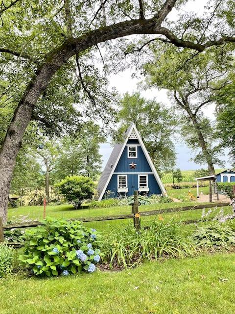 Galena Countryside A-Frame