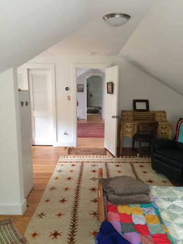 Upstairs apartment - Gladwyne - Casa