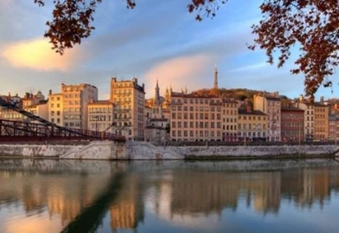 Vieux Lyon Bienvenu dans un patrimoine de l'UNESCO
