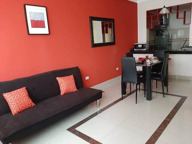 Sofa-Cama de Plaza y Media
