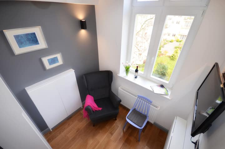 Low-priced flat in the centre