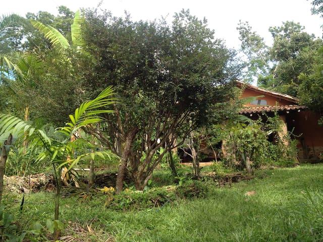 Sítio Baru - Agroflorestal - Pirenópolis  - Casa