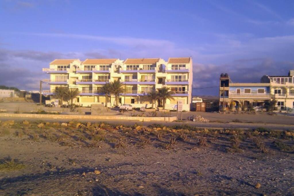 Delphini apartments