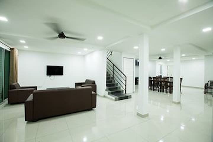 Jack Guest House - Kota Bharu - Hus