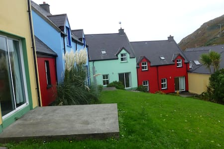 Tigh Glas,Cape Clear Cottages ,Cape Clear,Co Cork. - Cape Clear Island