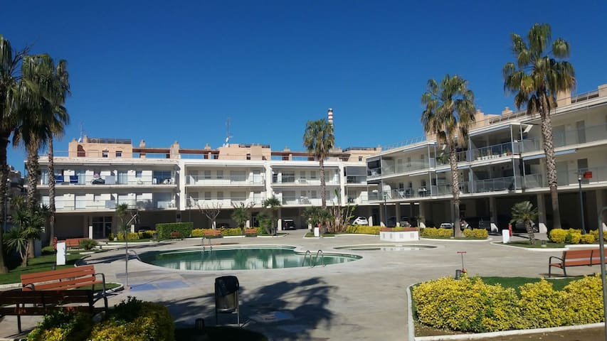 Playa de Cubelles - Cubelles - Apartment