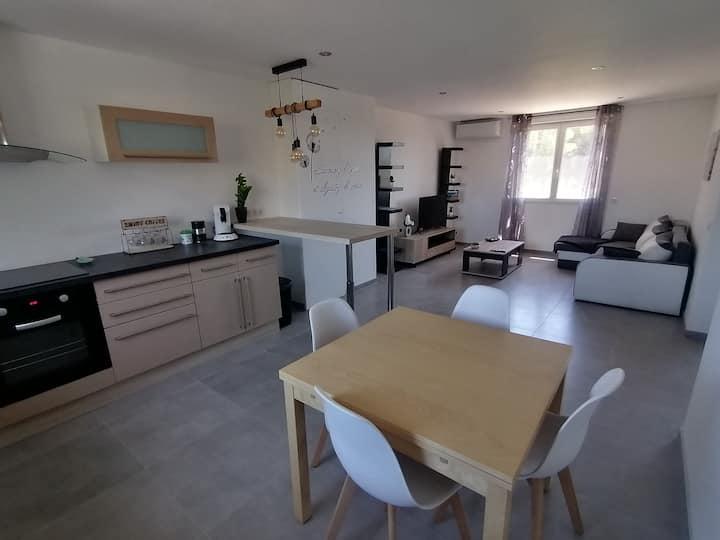 Appartement  f2 à Montpellier