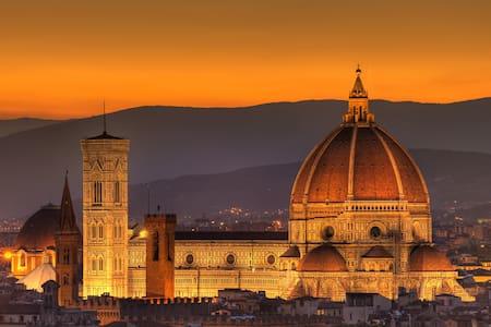 La casa rosa - Firenze