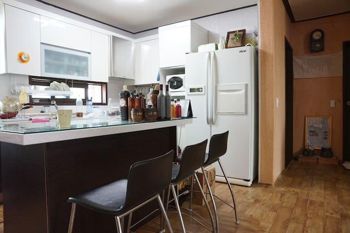 주방 모습