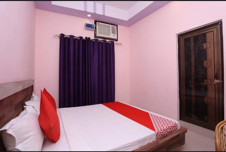 "The Aradhya Gange Residency ""Affordable Rooms"""