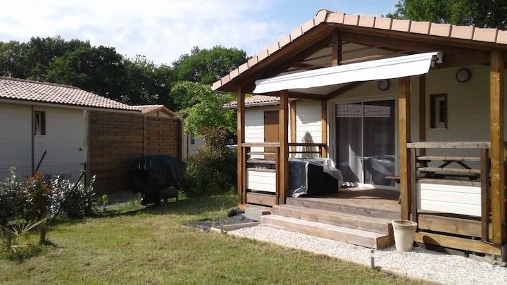 CHALET - T3 - Parc Résidentiel (PRL) - AZUR 40140