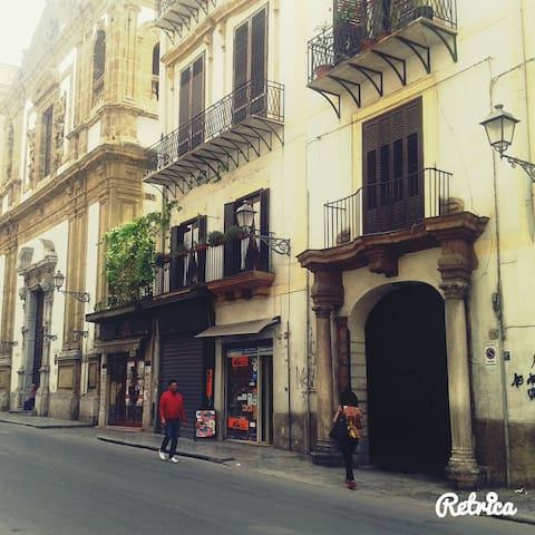 Maqueda Mansarda (Melo's House) - Palermo - Apartment