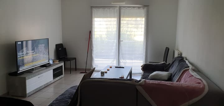 Appartement Boucau agréablement situé.