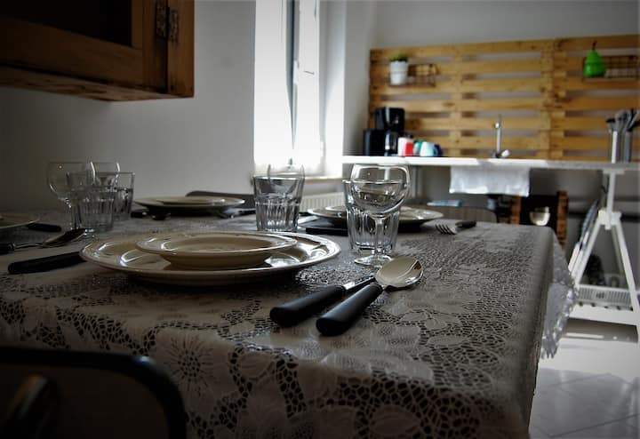 Carassai, Le Marche, Italy appartement Olive