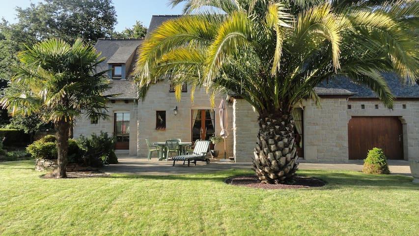 Chambre privée maison dinannaise - Dinan - House