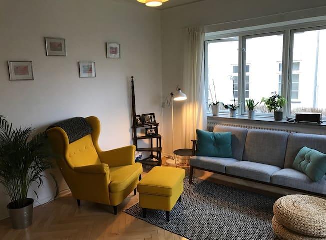 Cozy apartment near the beach - Hellerup - Apartment
