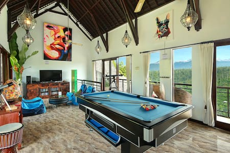 ❤ Private Jungle Estate | 5☆ Service & Views | 7BR