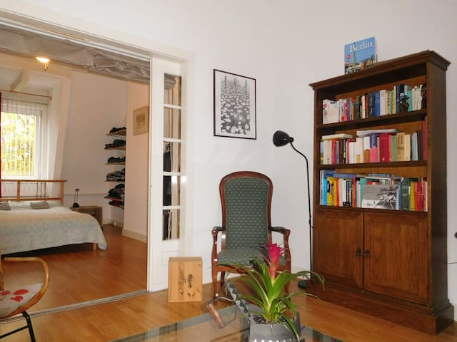 Spacious apartment in Amsterdam Oost - Amsterdam - Apartment