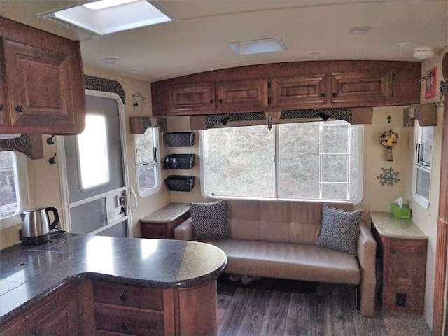Tahoe Arctic Fox for year-round Glamping