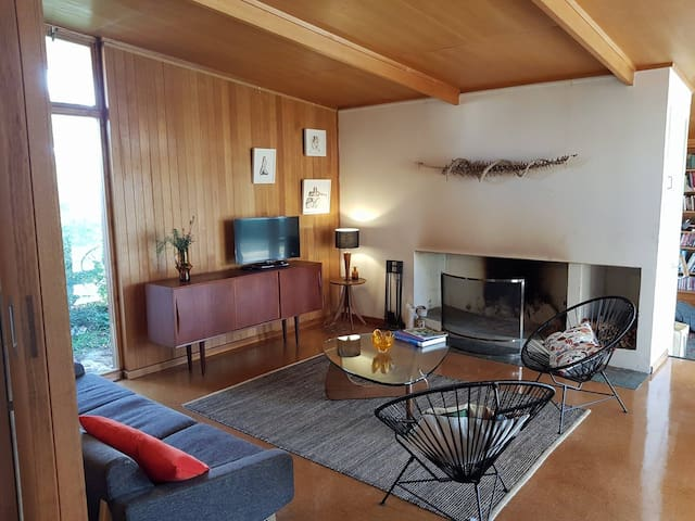 Modern Mid Century Beauty