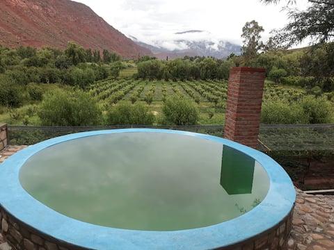 My Garden, Hacienda Los Cactus - El Papagayo
