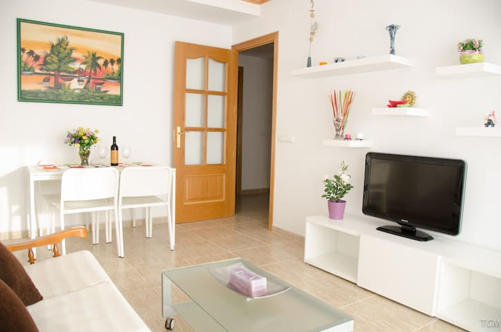 Very quiet apartment (5Km from Sitges)