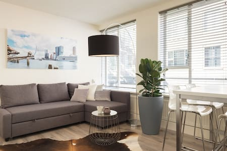 City Centre Apartment close to the Meent - Rotterdam - Appartement