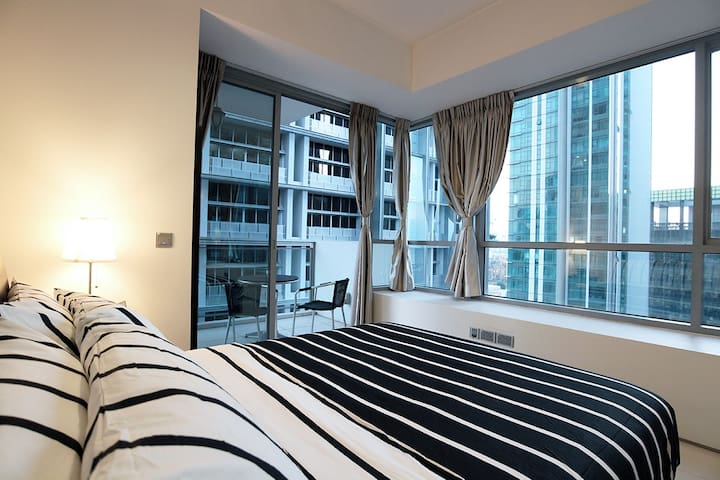 Leisure 1BR APT 5min from Tg Pagar MRT