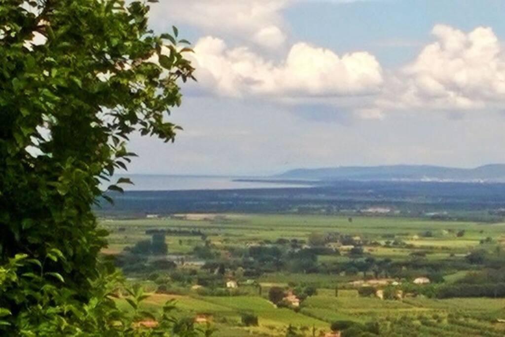 View dalla Casina