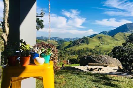 Jardim das Pedras - Vista Cinematográfica!