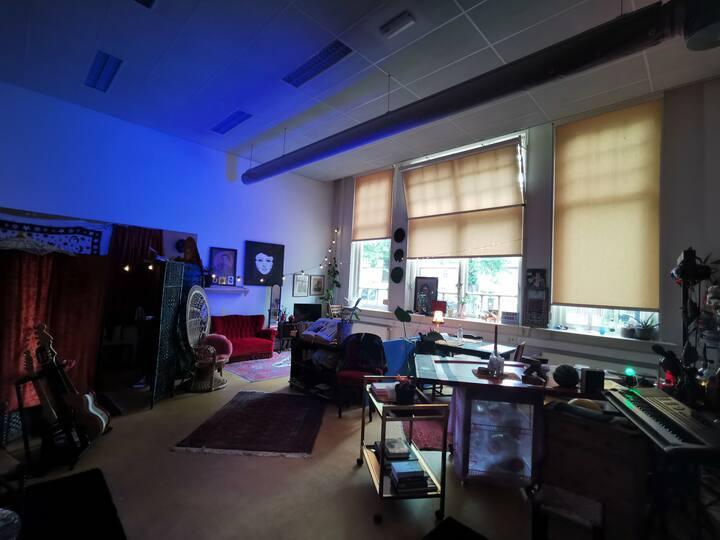 Funky Artist house!
