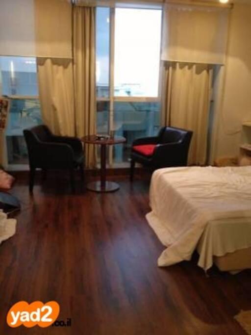 Wooden floor 5 star hotel
