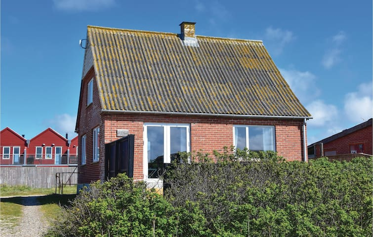Holiday cottage with 3 bedrooms on 129m² in Ulfborg