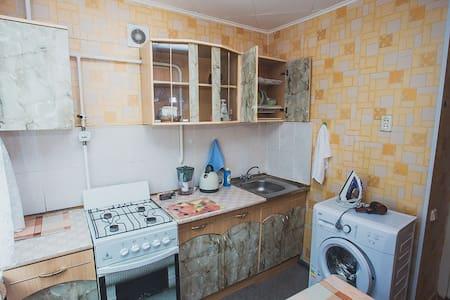 1-ая квартира возле клиники Илизарова (РНЦ ВТиО) - Appartamento