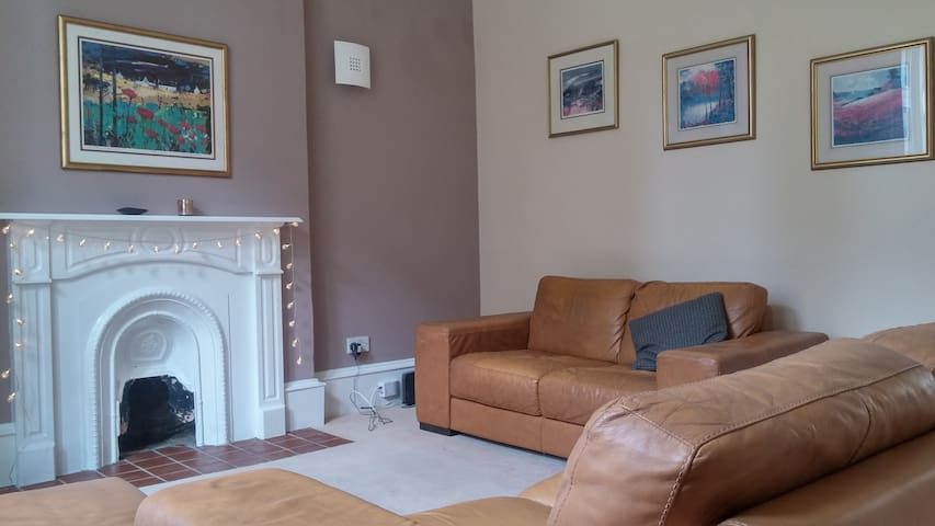 Beautiful apartment in Glasgow's cool West End - Glasgow - Apartment