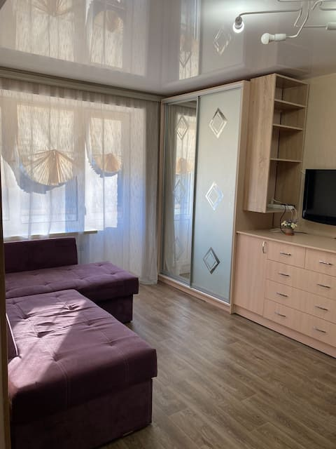 Simple and clean apartment near the metro