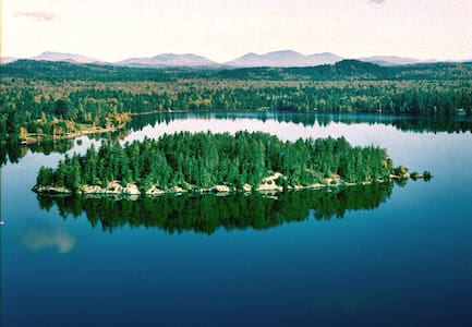 Dry Island - Tupper Lake - Island